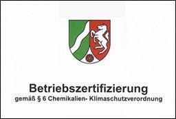 Betriebszertifizierung-Logo